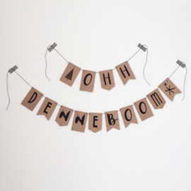 DIY Slinger mini kaartjes  |  Ohh Denneboom|  Miek in Vorm