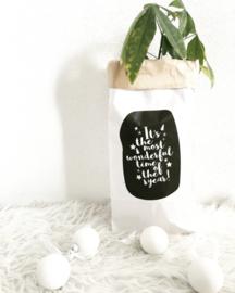 Most Wonderful time | Limited Edition Christmas |  Winkeltje van Anne