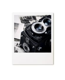 Polaroid kaart Oude camera  |  Zoedt