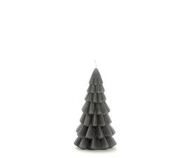 Kerstboom kaars xs | donker grijs | Rustiklys