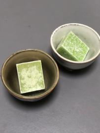 Schaaltje  ceramiek  groen grijs |  Lavandoux