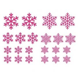 Sneeuwvlokken/snowflake