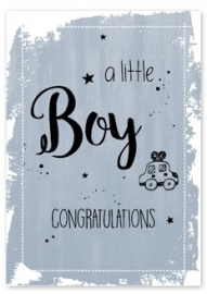 Kaart  a Little Boy  |   Jots