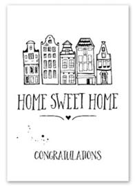 Kaart Home sweet Home  | Jots