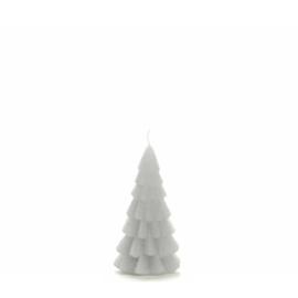 Kerstboom kaars xs | grijs | Rustiklys
