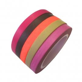 Masking Tape set Neon Oranje