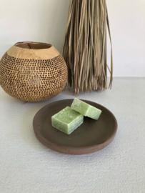 Amberblokje Patchouli Bamboo