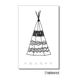 Mini kaart  Tipi  |  Miek in Vorm
