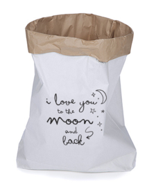 Paperbag XXL  I love you to the moon  |  Jots