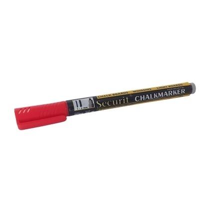 Krijtstift Rood