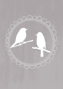 Kaart Birds   Jots