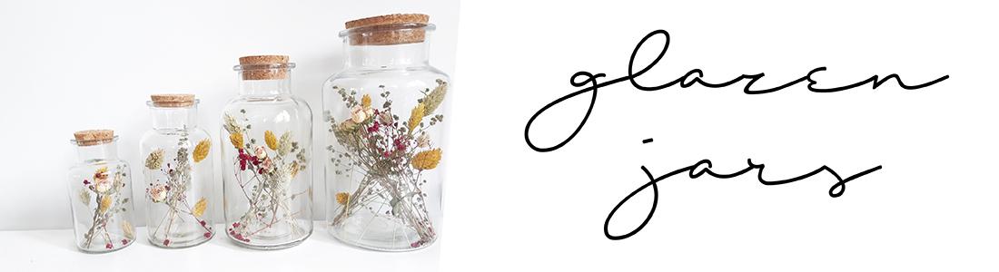Glazen Jars