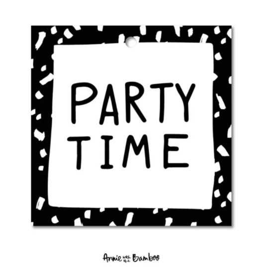 Labeltje - party time