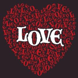 Valentijn 15x15 cm - Vak 127