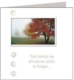 Condoleance & Troost 15x15 cm - Vak 137