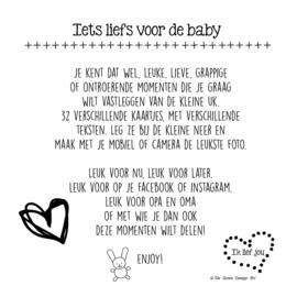 Iets liefs voor de baby v.e 3