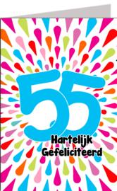Let's get Serious leeftijd 55