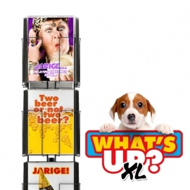 What`s Up MAXI kaarten hele serie incl. display, topkaart, backcards