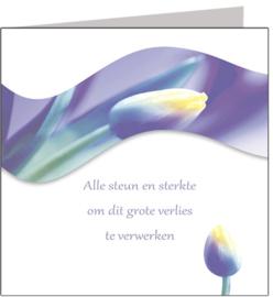 Condoleance & Troost 15x15 cm - Vak 140