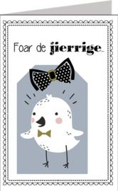 Friese kaarten Jillz/GH 11x17 - Vak 109