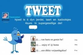 Postkaarten Friese teksten - Vak 124