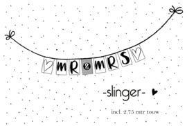 Tekstslinger 109 MR & MRS