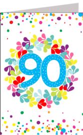 Let's get Serious leeftijd 90