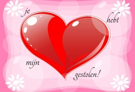 Valentijn 11x17 cm liggend- Vak 119