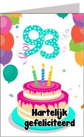 Let's get Serious leeftijd 93
