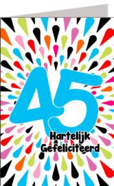 Let's get Serious leeftijd 45 jaar