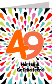 Let's get Serious leeftijd 49 jaar