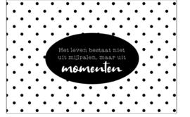 Postkaarten Marshmallow - Vak 117