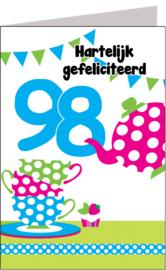Let's get Serious leeftijd 98