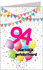 Let's get Serious leeftijd 94
