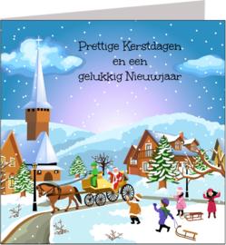 Kerstkaarten - Vak 138