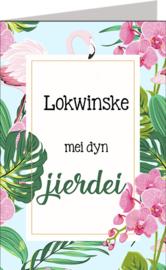 Friese kaarten Jillz/GH 11x17 - Vak 108