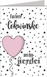 Friese kaarten Jillz/GH 11x17 - Vak 101