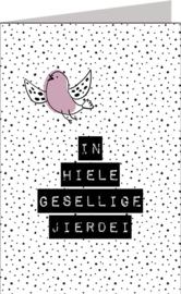 Friese kaarten Jillz/GH 11x17 - Vak 114