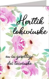 Friese kaarten Jillz/GH 11x17 - Vak 123