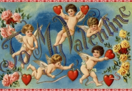 Valentijn 11x17 cm liggend- Vak 122