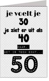 Paperbird MAXI KAART - Vak 108