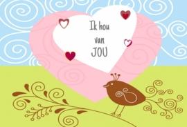Valentijn 11x17 cm liggend- Vak 138