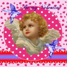 Valentijn 15x15 cm - Vak 109