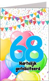 Let's get Serious leeftijd 68
