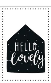 Postkaarten Marshmallow - Vak 125