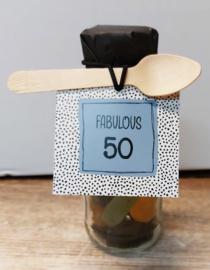 Flesje snoepjes Sprinkels 331