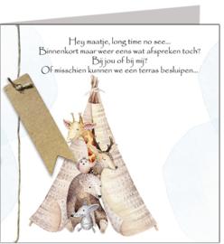 Cinnamon & Sugar 15x15 - Vak 112