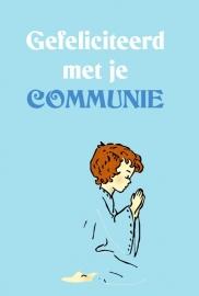 Communie - Vak 118