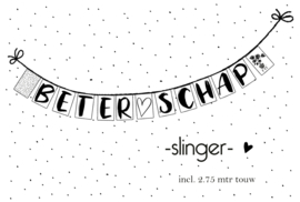 Tekstslinger 106 BETERSCHAP