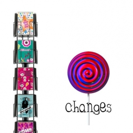 Changes hele serie incl. display, topkaart, backcards